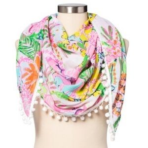 LILLY PULITZER New scarf 🧣limited collection